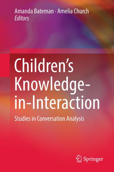 Children's Knowledge-in-Interaction - Coverbild
