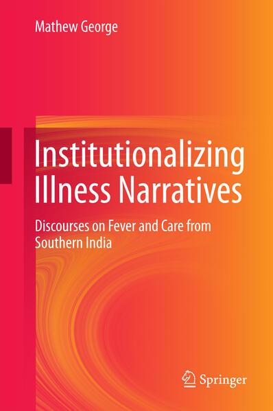Institutionalizing Illness Narratives - Coverbild