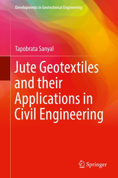Jute Geotextiles and their Applications in Civil Engineering - Coverbild