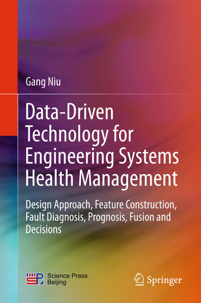 Data-Driven Technology for Engineering Systems Health Management - Coverbild