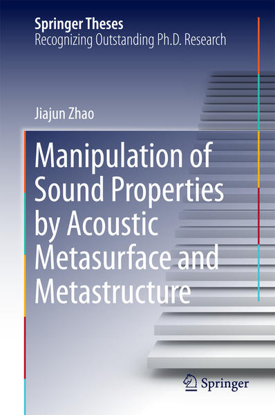 Manipulation of Sound Properties by Acoustic Metasurface and Metastructure - Coverbild