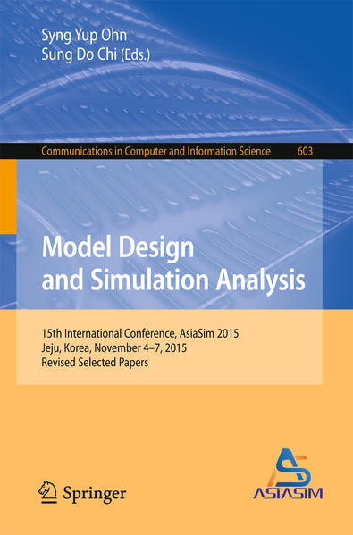 Model Design and Simulation Analysis - Coverbild