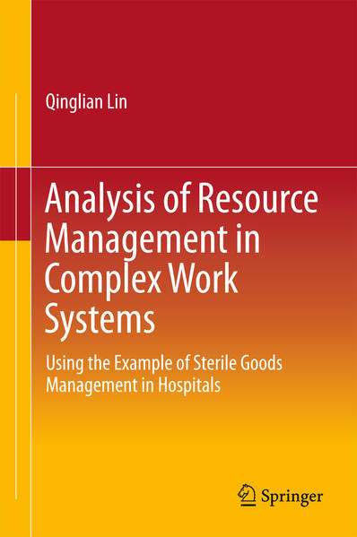 Analysis of Resource Management in Complex Work Systems - Coverbild