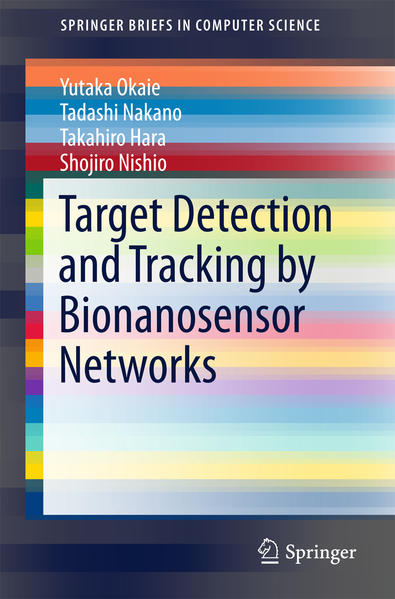 Target Detection and Tracking by Bionanosensor Networks - Coverbild