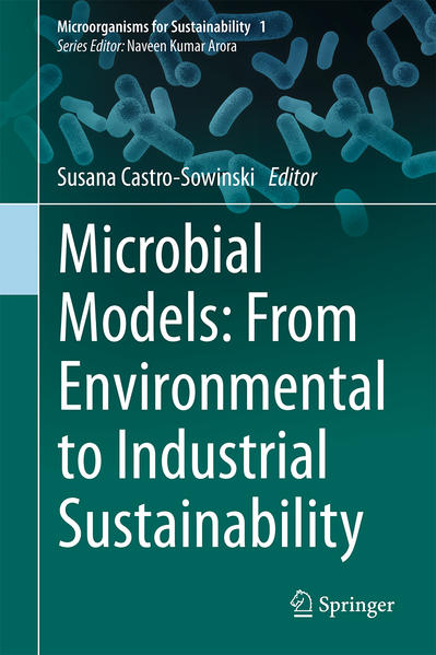 Microbial Models: From Environmental to Industrial Sustainability - Coverbild