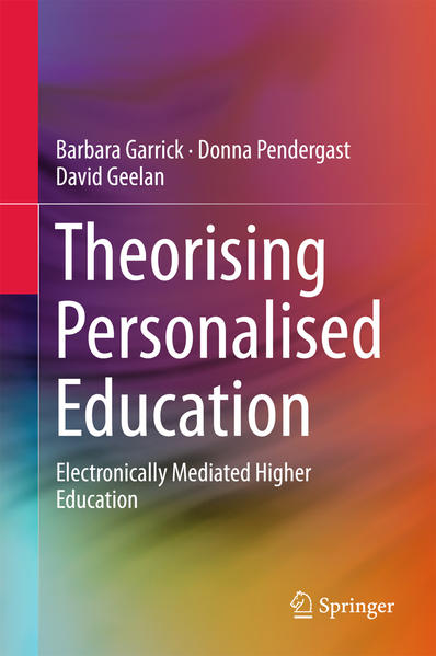 Theorising Personalised Education - Coverbild