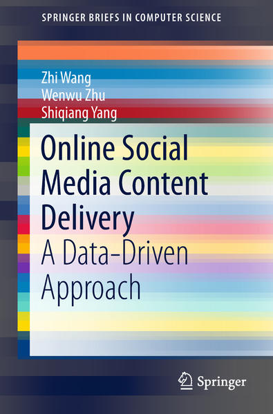 Online Social Media Content Delivery - Coverbild