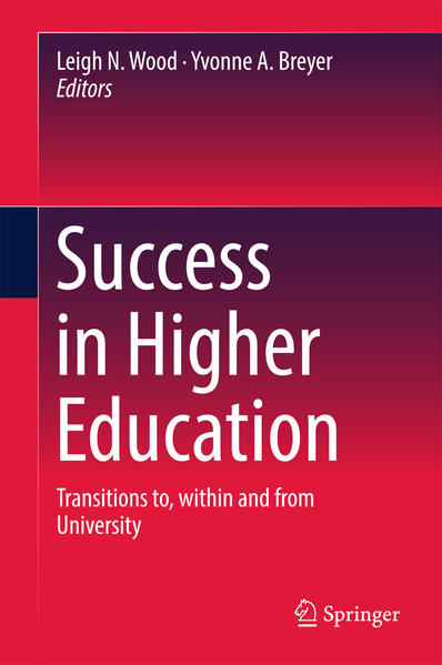 Success in Higher Education - Coverbild