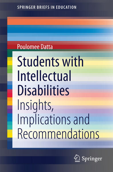 Students with Intellectual Disabilities - Coverbild