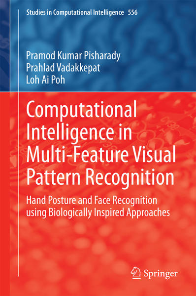 Computational Intelligence in Multi-Feature Visual Pattern Recognition - Coverbild