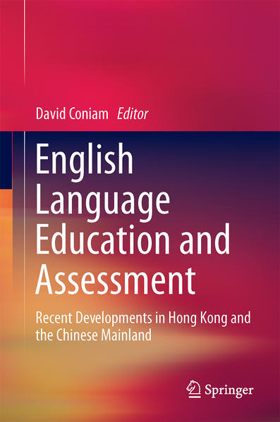 English Language Education and Assessment - Coverbild