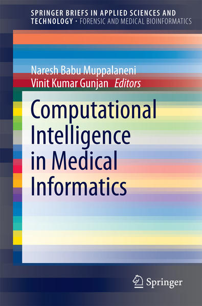 Computational Intelligence in Medical Informatics - Coverbild