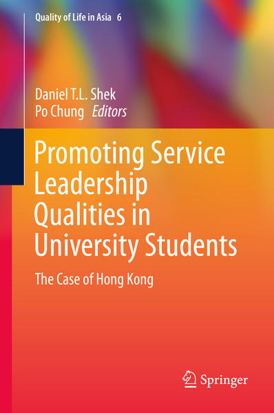 Promoting Service Leadership Qualities in University Students - Coverbild