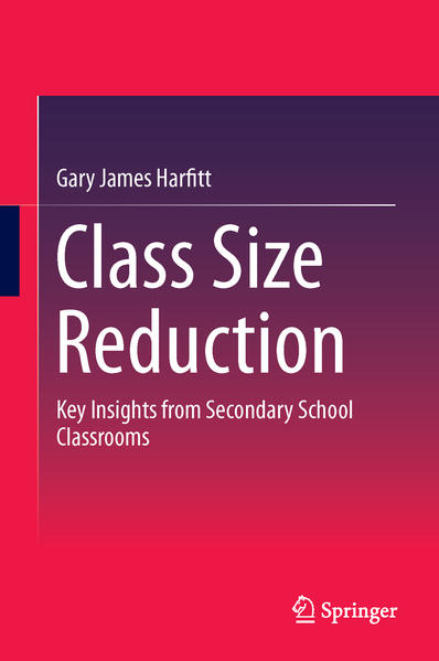 Class Size Reduction - Coverbild