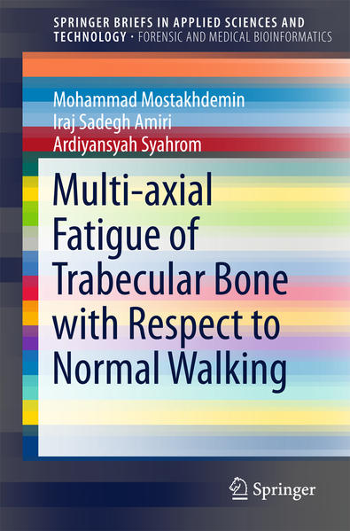 Multi-axial Fatigue of Trabecular Bone with Respect to Normal Walking - Coverbild