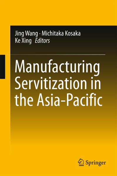 Manufacturing Servitization in the Asia-Pacific - Coverbild
