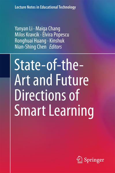 State-of-the-Art and Future Directions of Smart Learning - Coverbild
