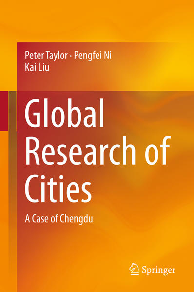 Global Research of Cities  - Coverbild