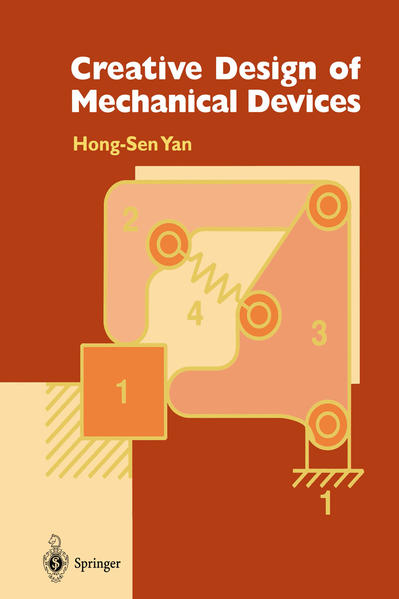 Creative Design of Mechanical Devices - Coverbild