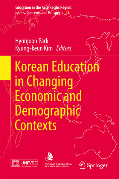 Korean Education in Changing Economic and Demographic Contexts - Coverbild