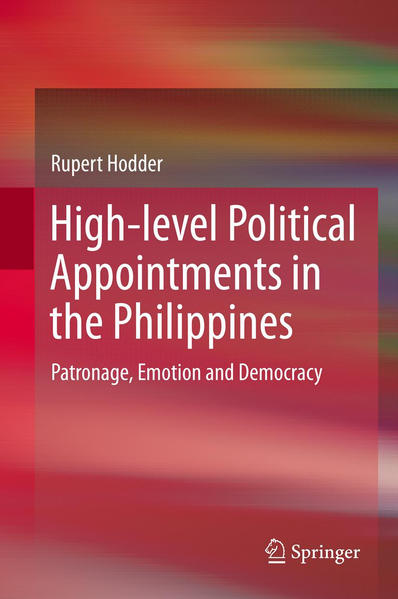 High-level Political Appointments in the Philippines - Coverbild
