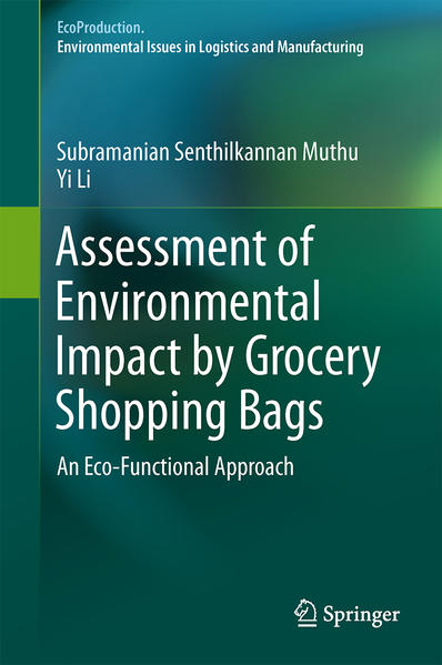 Assessment of Environmental Impact by Grocery Shopping Bags - Coverbild