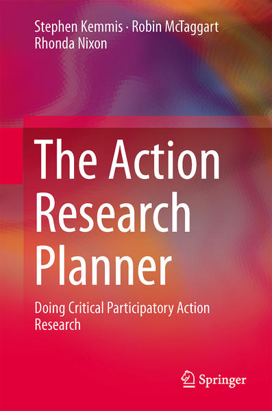 The Action Research Planner - Coverbild