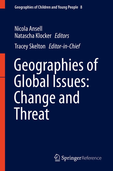 Geographies of Global Issues: Change and Threat - Coverbild